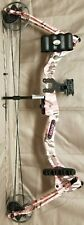 "BEAR APPRENTICE YOUTH/WOMAN RIGHT HANDED COMPOUND BOW 50lb PW 22""DL"