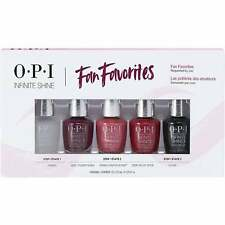OPI Infinite Shine - Fan Favourites 5 Piece Mini Set - Nail Polish Collection