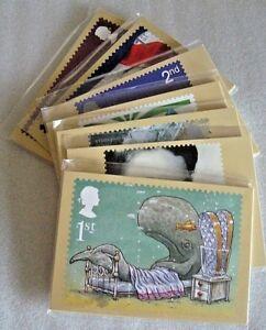 GB 2002 - Mint PHQ Cards