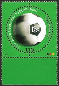 Germany 2000 MNH Centenary German Football Association Mi-2091 SG-2940