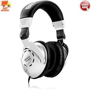 Behringer HPS3000 Studio Headphones Monitors DJ Guitar Keyboard Recording Tr...