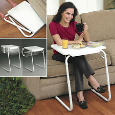Home Office Modern Table Mate Ⅱ Laptop Sofa Desk Folding Adjustable Angle New