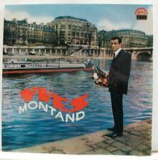 LP Yves Montand - SUPRAPHON  SUA ST 54846 stereo