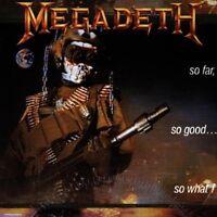 Megadeth So far, so good, so what (1988) [CD]