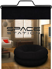 Space Station Black- HUGE size
