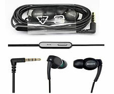 MH-EX300AP Stereo Handsfree Earphones For Sony Xperia Z2 L50w D6502 D6503 D6543