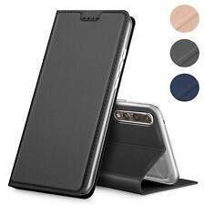 Handy Hülle für Huawei P20 Pro Book Case Schutzhülle Tasche Slim Flip Cover Etui