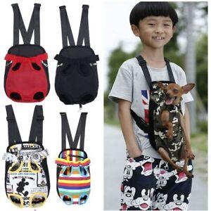 New Pet Backpack Front Shoulder Dog Carrier
