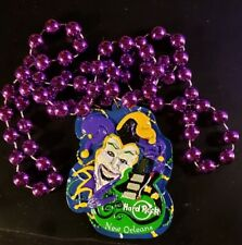 Hard Rock Cafe New Orleans Mardi Gras Beads
