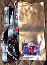 Boston Red Sox Ticket Holder & Lanyard Fenway No World Series Mookie ALCS MLB
