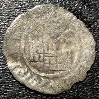 1480-1529 Switzerland City of Fribourg Swiss Canton Silver 1 Funfer Rare Coin