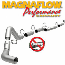 "Magnaflow 5"" Turbo Back Exhaust System 2001-2007 GMC Chevy Duramax 6.6L Diesel"
