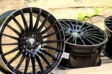 AX5 Alufelgen Felgen 18 Zoll ET38 5x120 BMW Opel F30 F32 F20 F22 E90 E46 X3 Z4 ◄