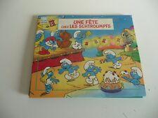 édition originale HEMMA  LES SCHTROUMPFS  POP-UP une fête chez les ...