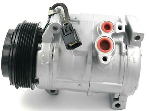 A/C Compressor Fits Buick Enclave Traverse GMC Acadia Outlook OEM 10S20C  CO7313