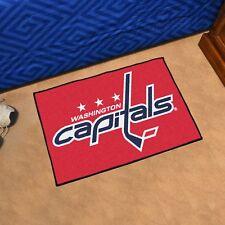 """Washington Capitals 19"""" X 30"""" Starter Area Rug Floor Mat"""