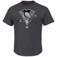 NHL T-Shirt Pittsburgh Penguins Raise the Level Shirt Eishockey Majestic