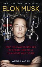 Ashlee Vance - Elon Musk (Paperback) 9780753555644