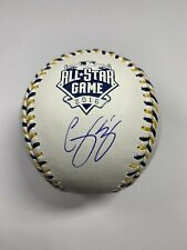 Corey Seager autographed 2016 Major League All Star Game Baseball Dodgers