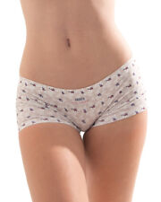 9fc2457dc7b70f Croota Womens Boyshorts Underwear Seamless Low Rise Panty Size Small