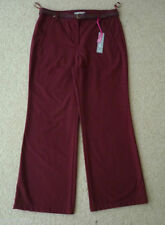 Marks and Spencer Wide Leg High 30L Trousers for Women