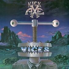 Kick Axe - Vices [New CD] Bonus Track, Deluxe Edition, Rmst, UK - Import