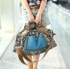 Vintage Women Girl Ethnic Hobo Bag Satchel Tote Shoulder Messenger Handbag Retro