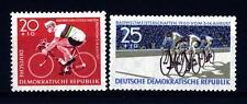 GERMANY - GERMANIA - DDR - 1960 - Mondiali di ciclismo, Lipsia, Chemnitz