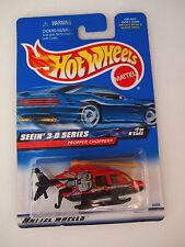 Hot Wheels SEEIN 3D SERIES PROPPER CHOPPER 1/4   UNIT 3