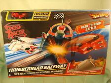 H/W Speed Racer Thunderhead Raceway Track Set Mach 4 Included !