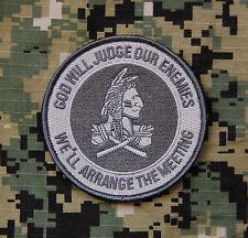 Navy SEAL Team 6 DEVGRU Red Squadron Patch AOR2 No Easy Day Zero Dark Thirty MOH