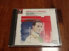 Previn Conducts Gershwin Porgy And Bess Second Rhapsody Cuban Overture OOP Japan