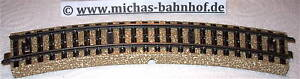 M Track Bent Märklin 5100 #GC2 Å