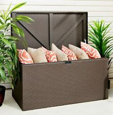 Arrow Gartenbox / Gerätebox Linz braun 132x69x67cm