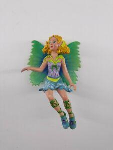 Fairy fantasies Bluebell The Flower Fairy Figurine Kid's Toy Doll SAFARI LTD