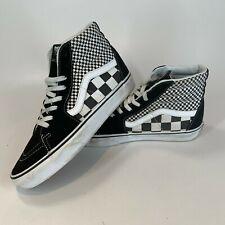 Vans Skateboard Shoes Boots Size UK 7 EU 40.5 Ska Two-Tone Black & White 7 Hole