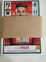 PANINI FOOTBALL 2020 Transfer UPDATE SET of 48 stickers NO tin - PREMIER LEAGUE