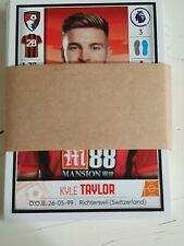 PANINI FOOTBALL 2020 Transfer UPDATE SET of 48 stickers NO tin - PREMIER LEAGUE