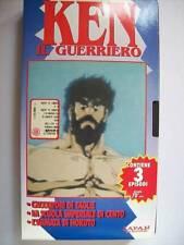 VHS KEN IL GUERRIERO CACCIATORE DI TAGLIE   (S9)