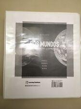 Dos Mundos 7th Edition Comunicacion y comunidad Cuaderno de actividades