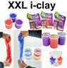 XXL I-clay Matsche Pampe Intelligente Zauberknete Plastilina Colore Alternato