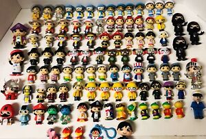 Ryan's World Toy Figures Huge Lot of 100 Pieces Various Sizes Duplicates