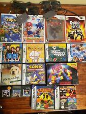 Nintendo NES Wii Gameboy DS Empty Box Case Lot