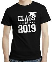 Class of 2019 T-shirt, University College Graduation School Student Tshirt Tee