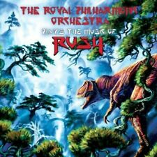 Royal Philharmonic Orchestra - Plays The Music Of Rush (NEW CD)