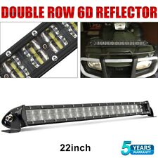 "6D Slim 22""INCH 720W LED WORK LIGHT BAR SPOT FLOOD 4X4WD  FORD ATV 20"""