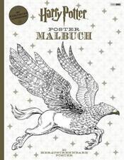Harry Potter Postermalbuch (2017, Taschenbuch)