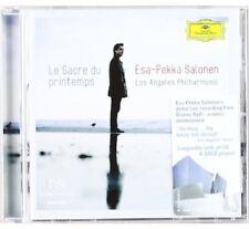 Le Sacre Du Printemps - I. Stravinsky (2006, SACD NEUF) Sacd