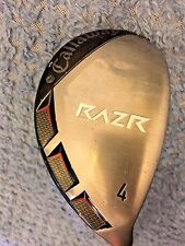 Callaway RAZR X Hybrid 4(24*), Womens Flex Graphite Shaft