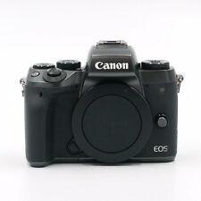 Canon EOS m5 negro-usado